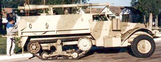 M3 105 mm