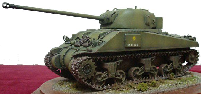 Sherman VC