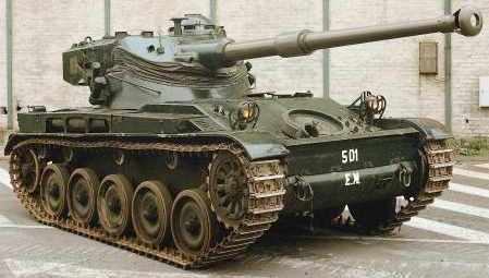 AMX-13 Cockerill