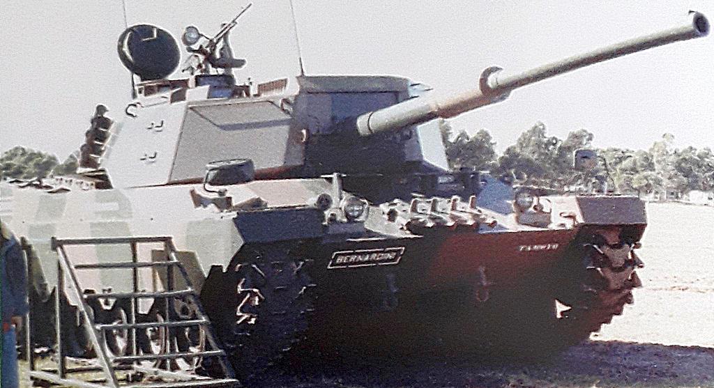 MB-3 Tamoyo