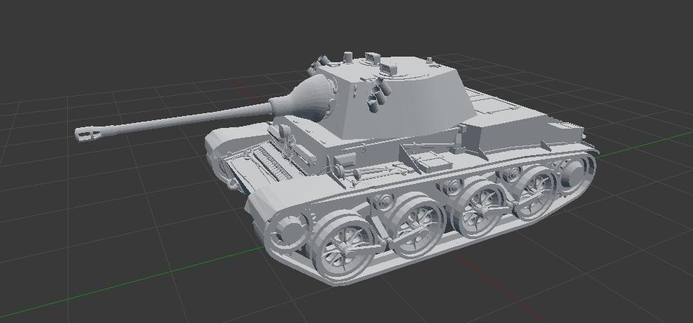 Škoda T-15S