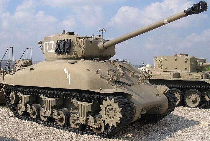 Sherman M-1