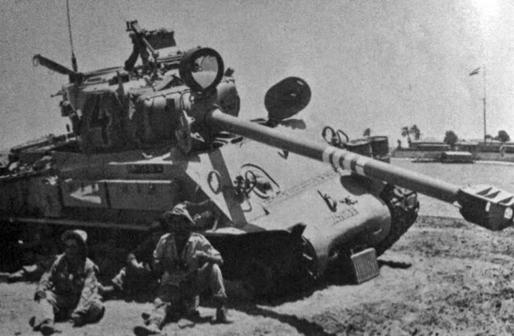 M-51 welded