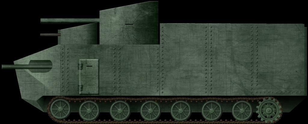 Czołg Chroboka wz.1940