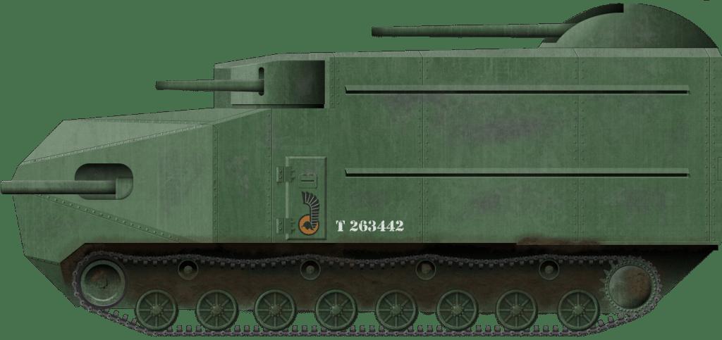 Czołg Chroboka wz.1941