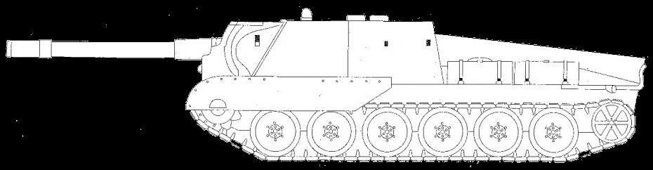 JSU-152 Ulepszony