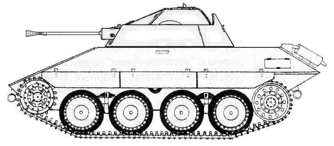 Flakpanzer Maresal