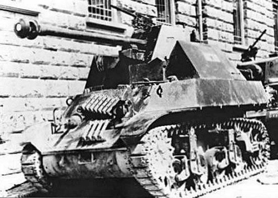 SO-75 M-3A3 Mod.