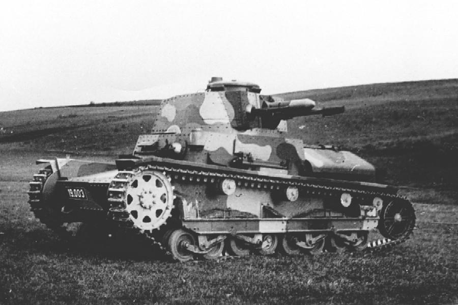 Praga P-IIa